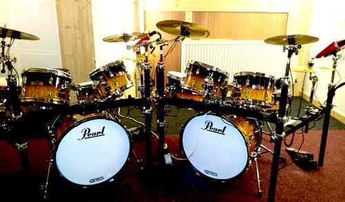 Pearl-E-Drum