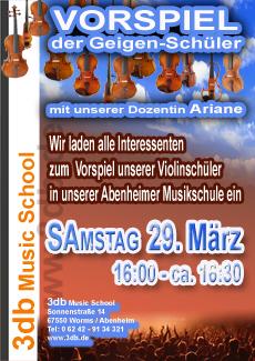 Vorspiel-Violine